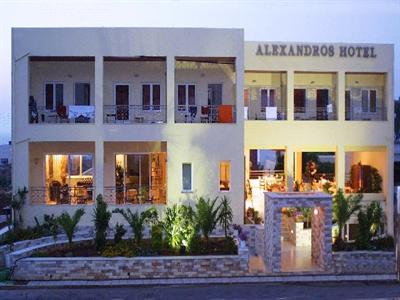 Alexandros Hotel Sissi