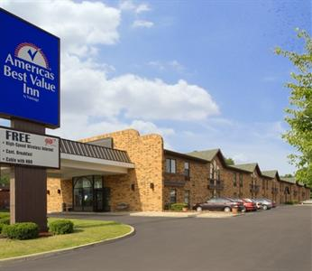 Americas Best Value Inn Notre Dame South Bend