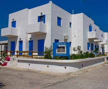 Apollon Rooms Hotel Milos