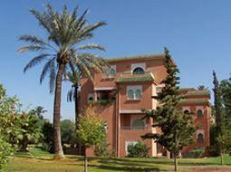 Appart Hotel Amina Resort Marrakech