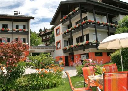 Appartement Pension Seehohe Villach