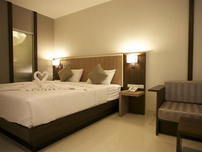 April Suites Hotel Pattaya