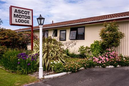 Ascot Motor Lodge Westport