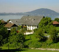 Bachbauer Farmhouse Apartments Weyregg am Attersee