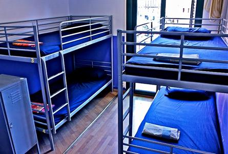 Barcelona Youth Hostel
