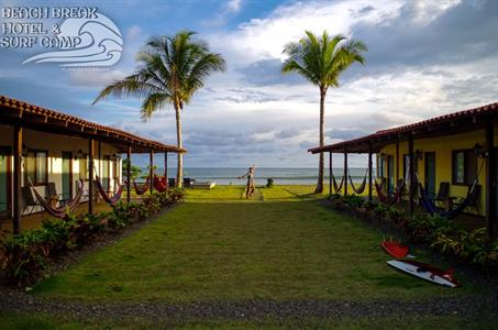 Beach Break Hotel & Surf Camp de Playa Venao