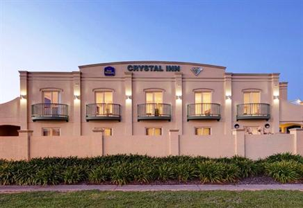 Best Western Crystal Inn