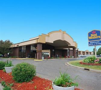 Best Western Hospitality Hotel & Suites Grand Rapids