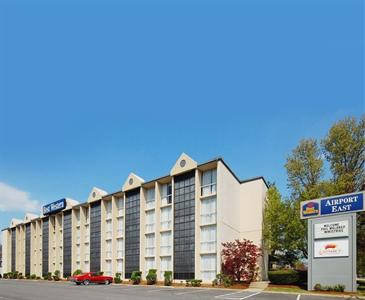 Best Western Plus Airport East/Expo Center