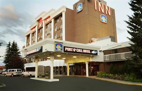 BEST WESTERN Port O'Call Hotel