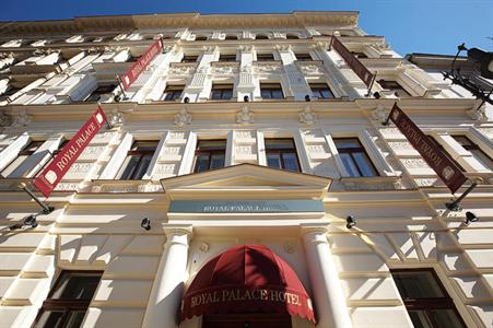 Best Western Premier Hotel Royal Palace Prague