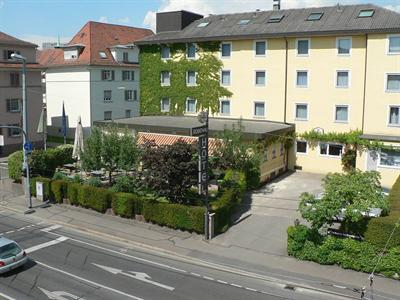 Business Hotel Rosenau Esslingen am Neckar