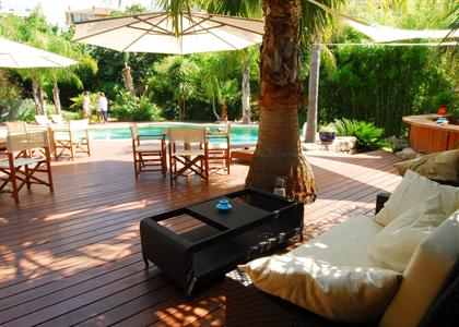 Cannes Villa St Barth
