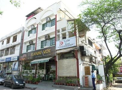 Cedar Court Guesthouse New Delhi