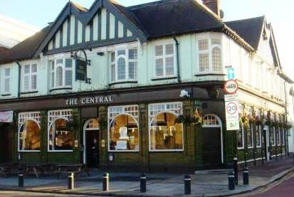 Central Hotel Upton Park London