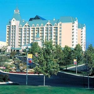 Chateau on the Lake Resort Spa & Convention Center Branson