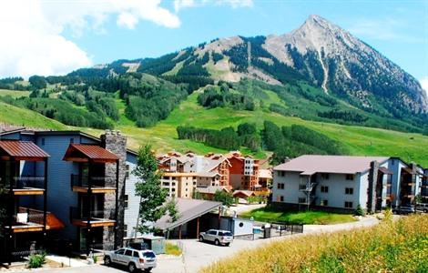 Chateaux Condo Mount Crested Butte