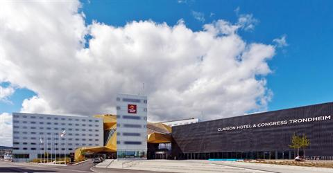 Clarion Hotel And Congress Tronheim