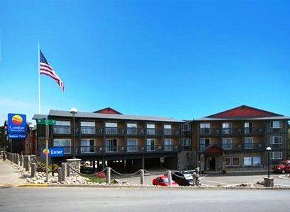 Comfort Inn and Suites Lincoln City