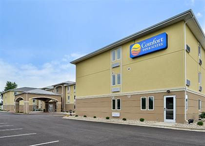 Comfort Inn and Suites Springfield