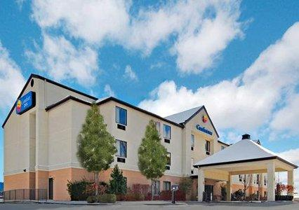 Comfort Inn Cambridge (Ohio)