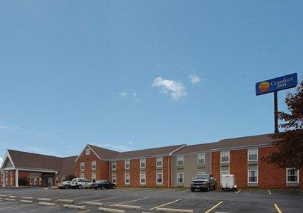 Comfort Inn Morgantown (West Virginia)