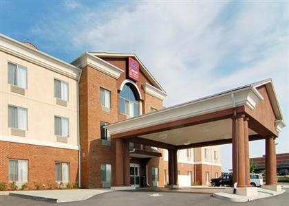 Comfort Suites Abingdon (Virginia)