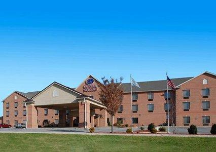 Comfort Suites Airport Louisville (Kentucky)