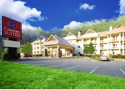 Comfort Suites Cherokee (North Carolina)