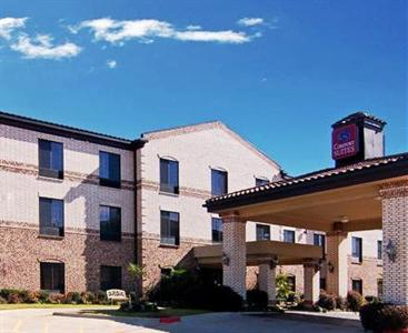 Comfort Suites Marshall (Texas)