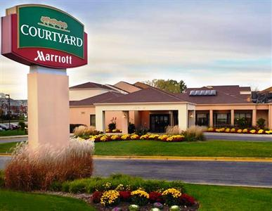 Courtyard Chicago Arlington Heights South