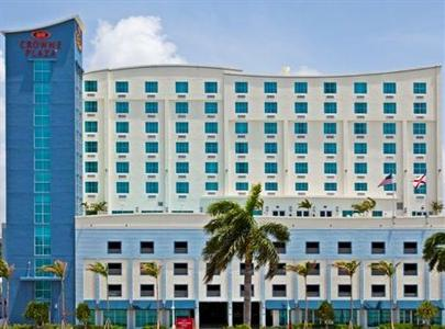 Crowne Plaza Fort Lauderdale Airport Cruise Port