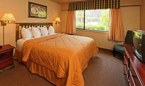 Econo Lodge Inn & Suites Victoria