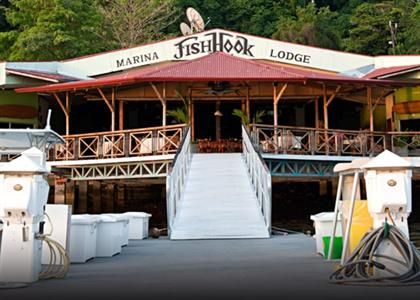 Fish Hook Marina Hotel