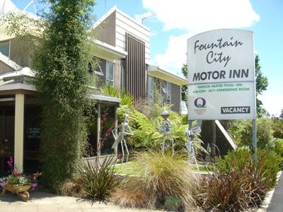Fountain City Motor Inn