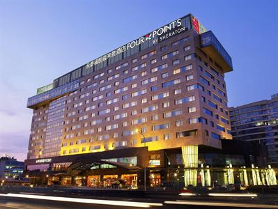 Four Points by Sheraton Beijing Haidian Yongtai Hotel