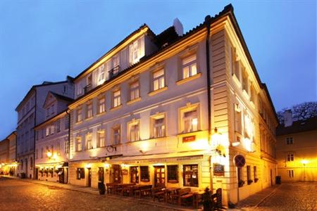 Golden Scissors Hotel Prague