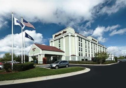 Hampton Inn Christiansburg Blacksburg