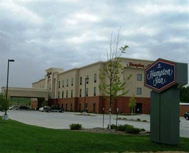 Hampton Inn Clinton (Iowa)