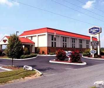 Hampton Inn Dublin
