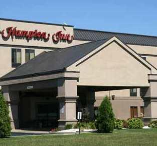 Hampton Inn Monroe Michigan