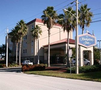 Hampton Inn Tampa Rocky Point - Airport