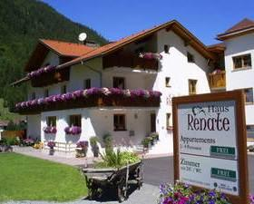 Haus Renate Apartments Kaunertal