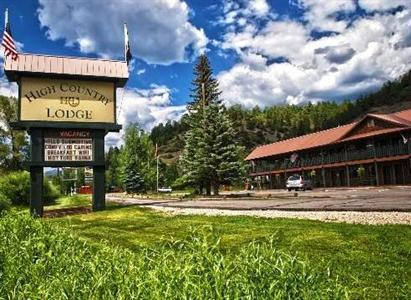 High Country Lodge Motel & Cabins