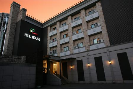 Hill House Hotel Myeongdong