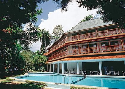 Hill Top Hotel Kandy