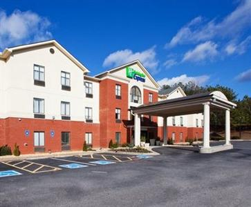 Holiday Inn Express Canton Georgia