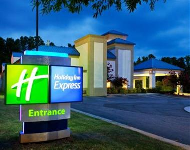 Holiday Inn Express Henderson (North Carolina)