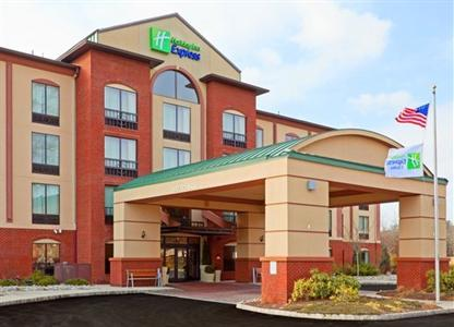 Holiday Inn Express Hotel & Suites Branchburg