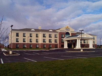 Holiday Inn Express Hotel & Suites Bryan Montpelier